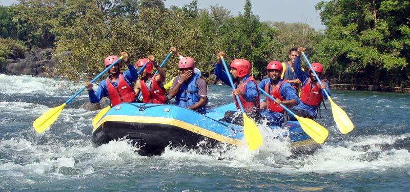 DandeliWater Rafting