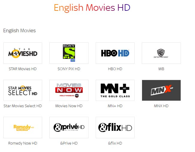 English Movies HD