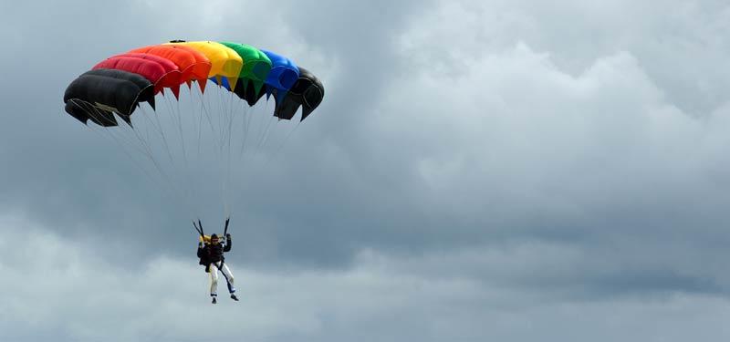 Gujarat Paragliding