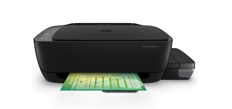 HP 410 Ink Tank Printer