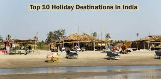 Holiday Destinations India