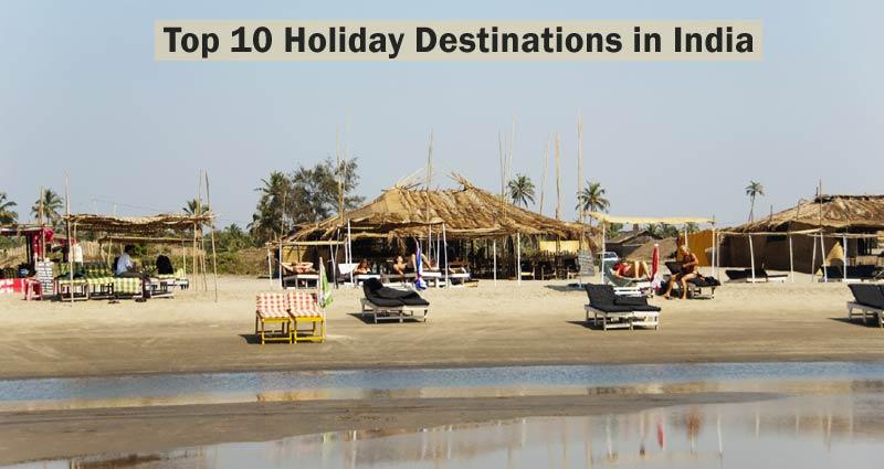 Holiday Destinations India