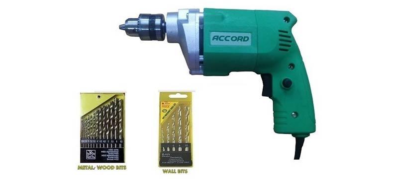 Prithvi Accord Drill Machine