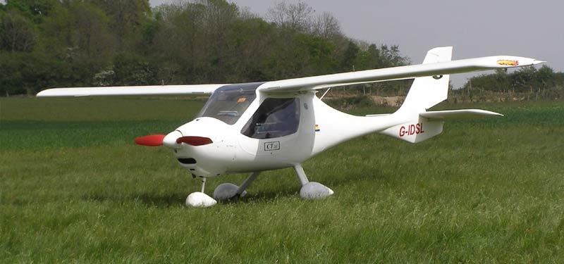 microlight flying bangalore