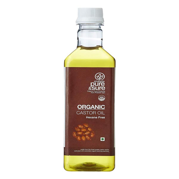 pure and sure origin castor oil