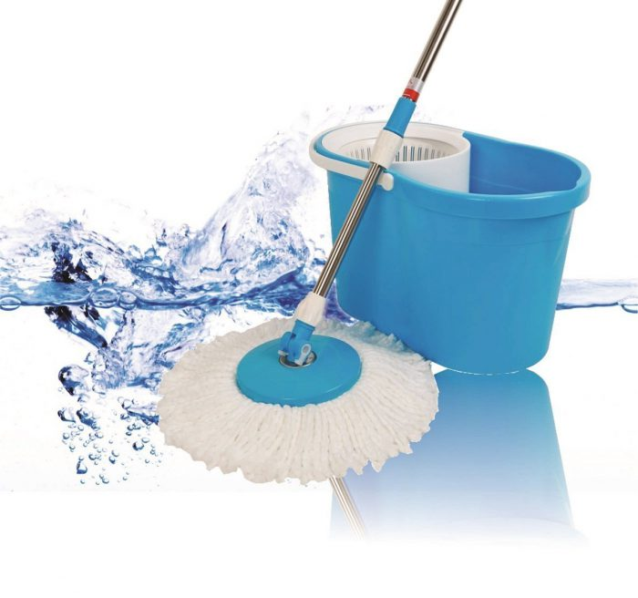 Esquire Plastic Mop Set with Bucket
