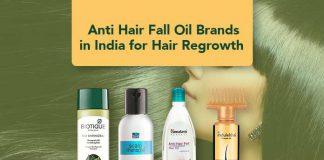 Best Anti Hair Fall Oil Brands in India