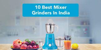 Best Mixer Grinders In India