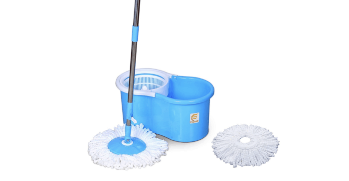 Spotzero by Milton E-Elite Spin Mop