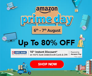 Amazon Prime Sale