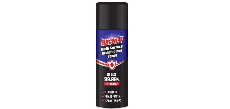 Bacto-V Multi-Surface Disinfectant