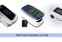 Best Pulse Oximeters India