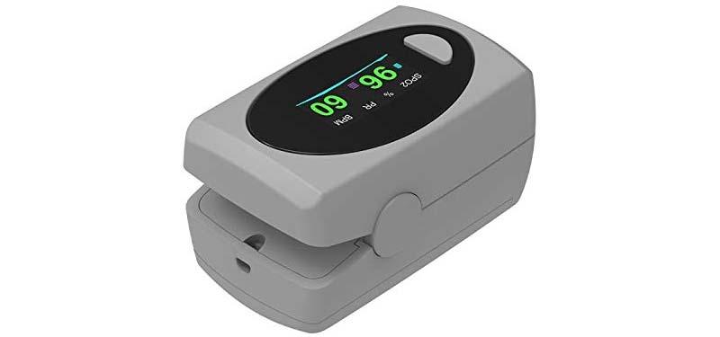 Hesley Pulse Oximeter