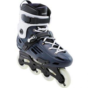 Oxelo- Adult Freeride Hardboot Inline Skates MF500