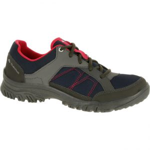 Quechua- Womens Hiking Shoes NH100
