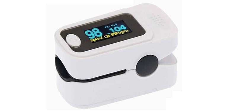 Sansui Fingertip Pulse Oximeter