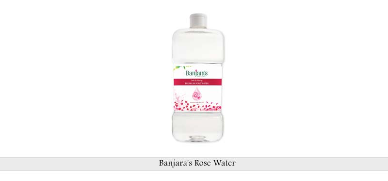 Banjaras Rose Water