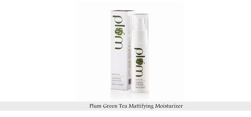 Plum Green Tea Moisturizer