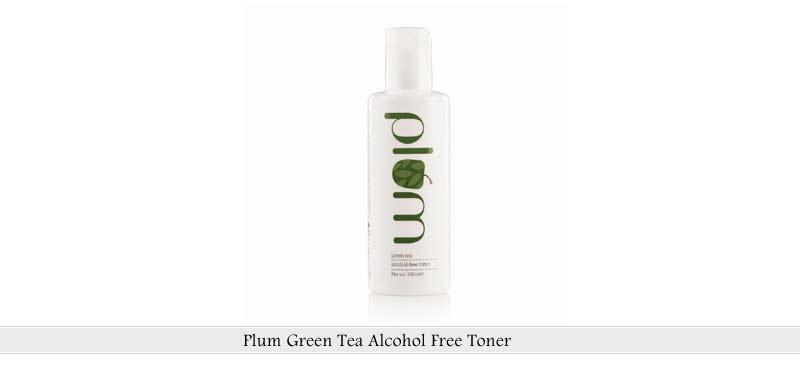 Plum Green Tea Toner