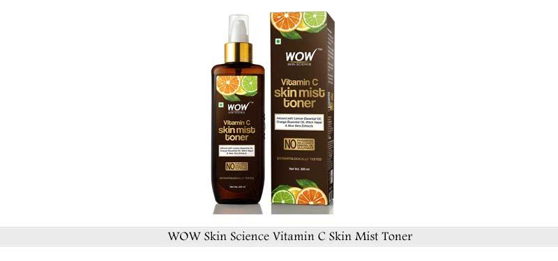 WOW Vitamin C Toner
