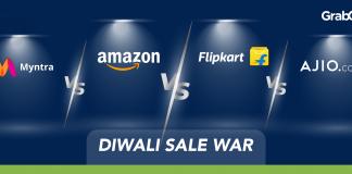 Diwali Sale War