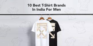 Best T-Shirt Brands In India For Men