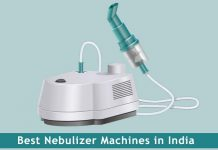 Best Nebulizer Machines India