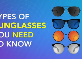 Types Of Sunglasses