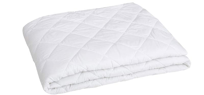 AmazonBasics Quilted Mattress Pad