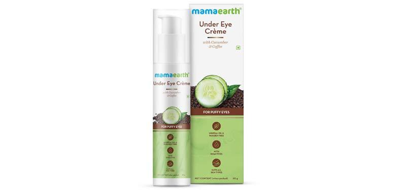 Mamaearth Natural Under Eye Cream