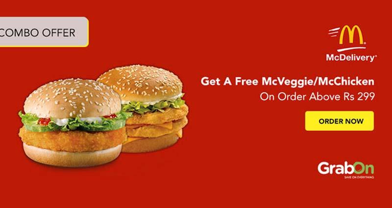 Mcdonalds Deals Savings