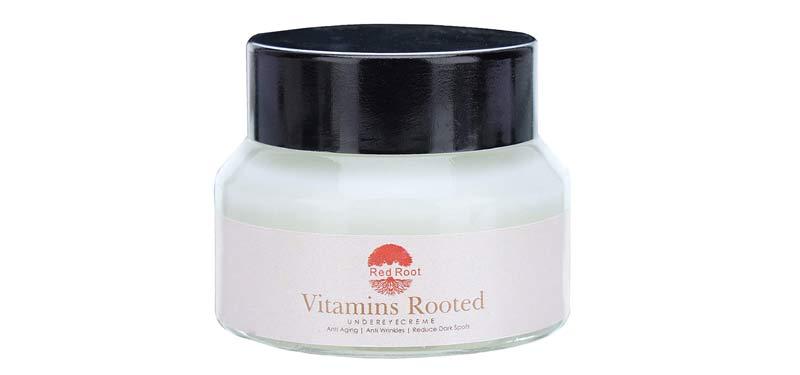RedRoot Vitamins Rooted Under Eye Cream