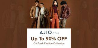 Ajio Order Online