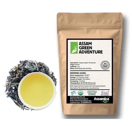 Assam Green Adventure