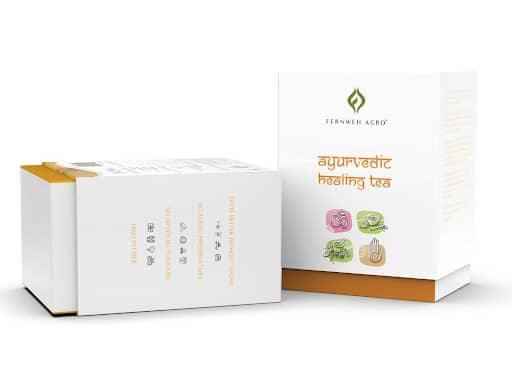 Ayurvedic Healing Green Tea