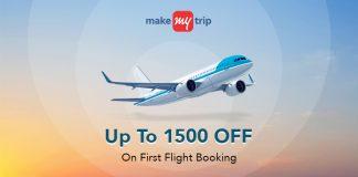 MakeMyTrip Flight Ticket Booking