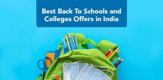 Back To Schools and Colleges Offers