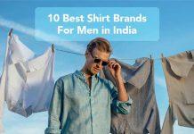 Best Shirt Brands For Men