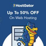 Discounts on HostGator