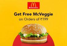 Save on Mcdonalds