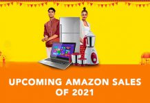 Upcoming Amazon Sales in India