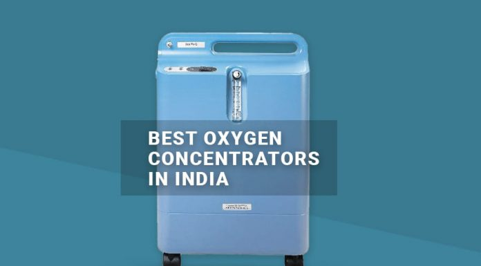 Best Oxygen Concentrators in India