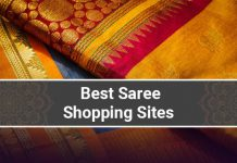 Best Saree Shopping Sites