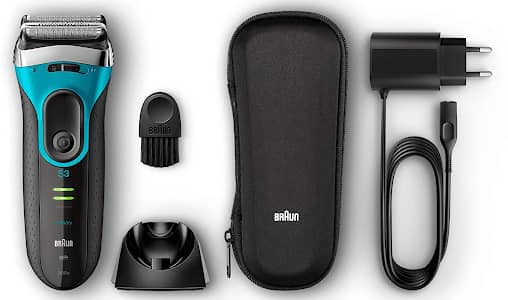 Braun Series 3 ProSkin 3080s Wet and Dry Electric Shaver