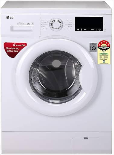 LG 6.0 Kg Fully-Automatic Front Loading Washing Machine