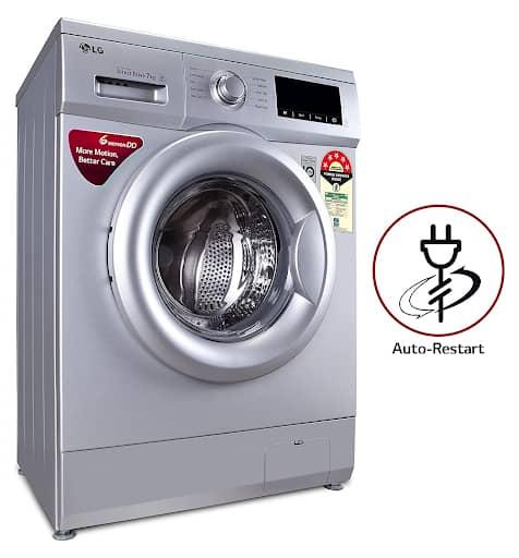 LG 7.0 Kg Fully-Automatic Front Loading Washing Machine