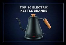 Top 10 Electric Kettle Brands