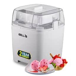 iBELL ICM150A Ice Cream Maker Machine